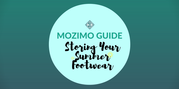 Storing your Summer Shoes