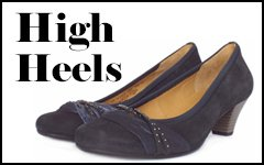 Ladies High Heel Shoes at Mozimo