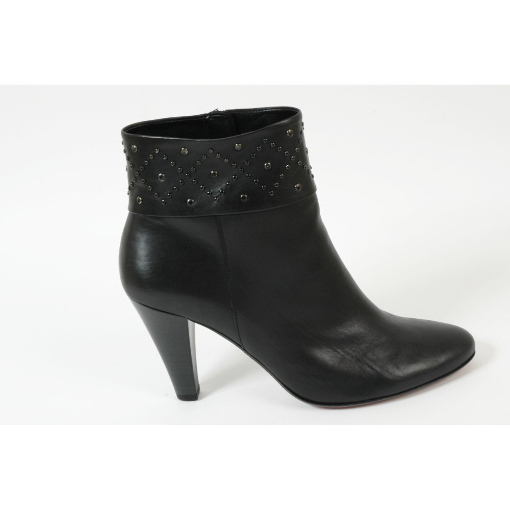 Ladies Leather Ankle Boots - Boot 2017