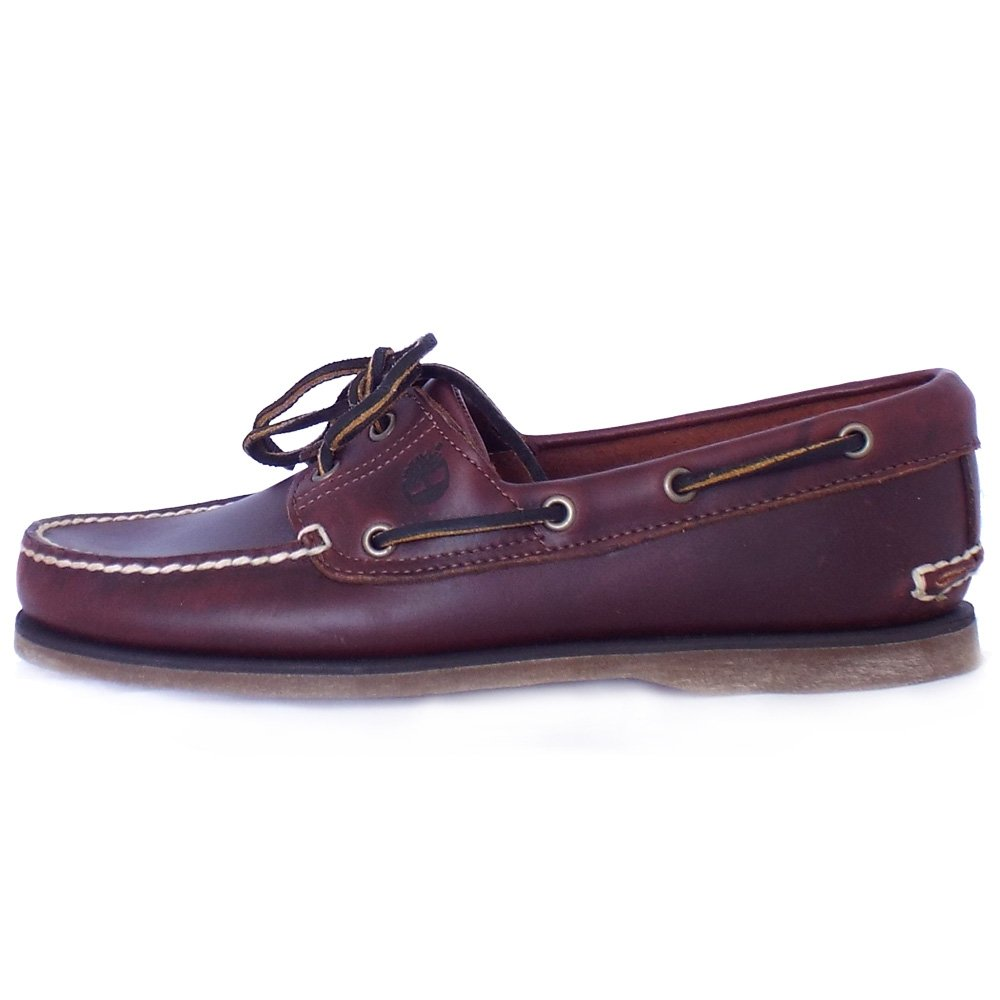 Womens Classic Boat Shoes
