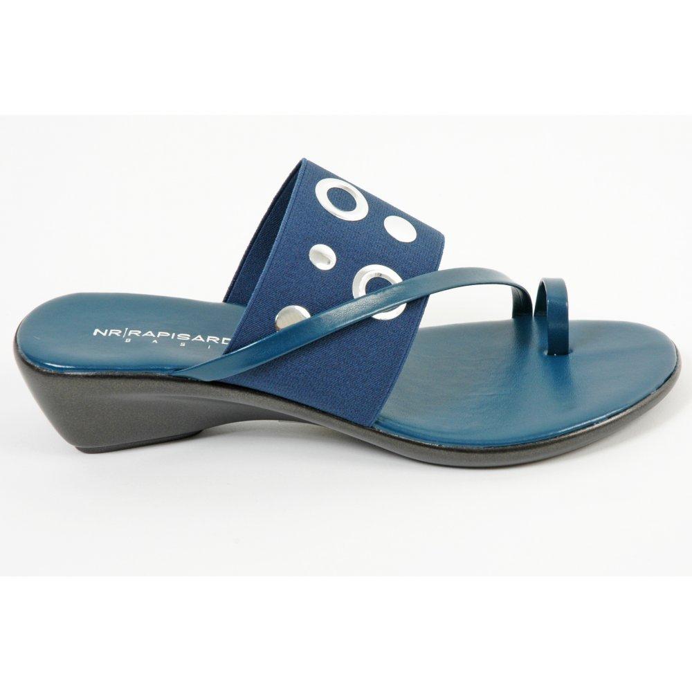 Rapisardi 4800 Women S Sandal Low Heel Sandal Summer Shoe