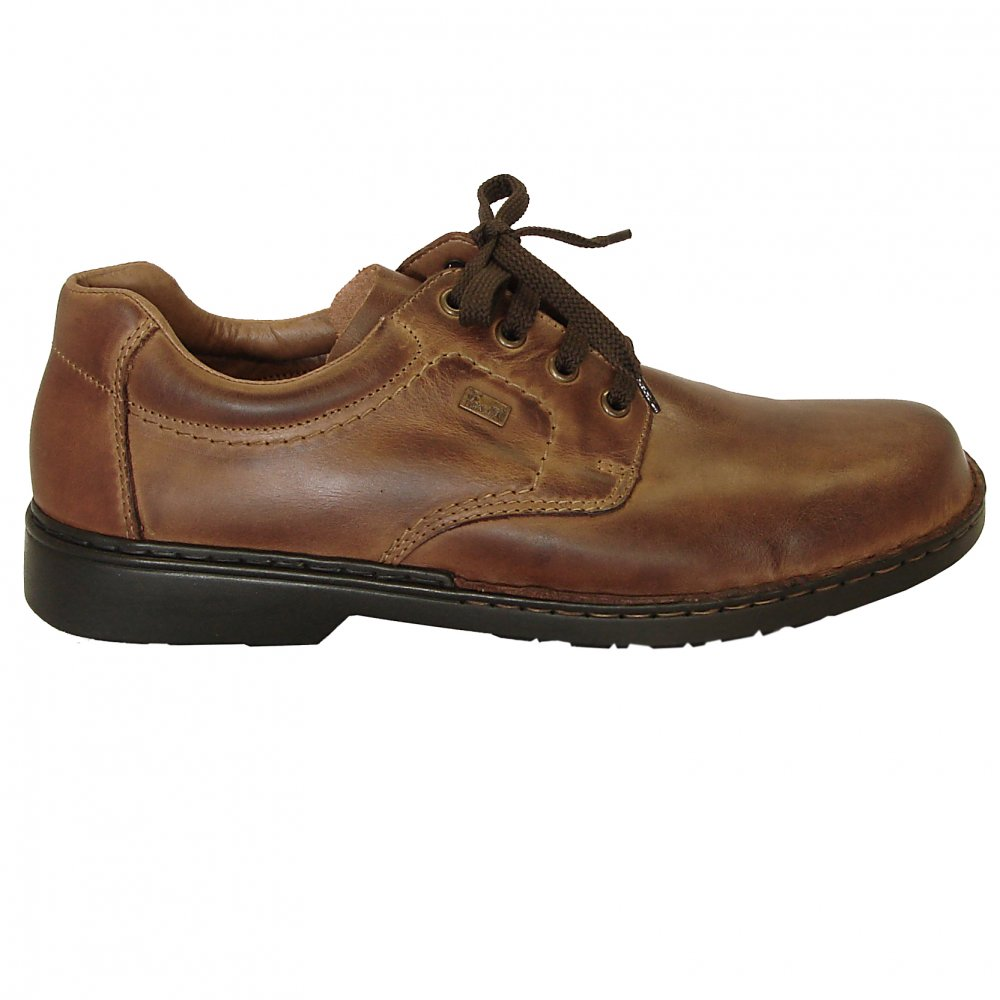 rieker adrian 11012 25 mens wide fitting lace up