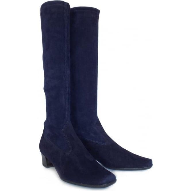navy blue knee length boots \u003e Up to 61