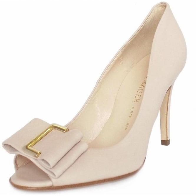 4a4ff96a66e73 Peter Kaiser Akira | Women's High Heel Peep Toe Shoes In Rosa | Mozimo
