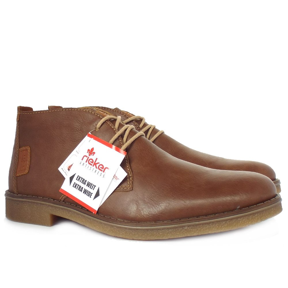 Rieker Alabama 33810-24 | Men's Extra Wide Fit Winter