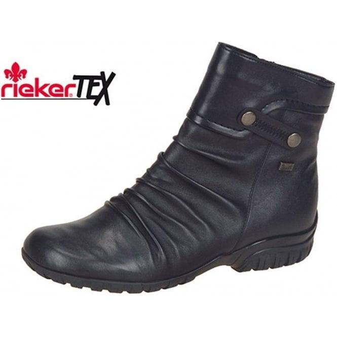 Alba RiekerTex Women  039 s Extra Wide Ankle Boots ... e8dce3fd0b
