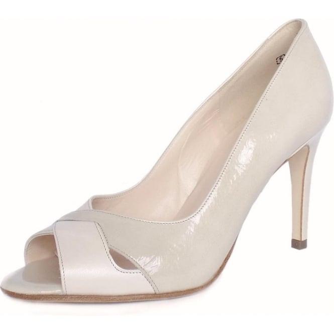 best cheap 5f17f ee76e Peter Kaiser Alda Women's High Heel Peep Toe Shoes in Lana Mix