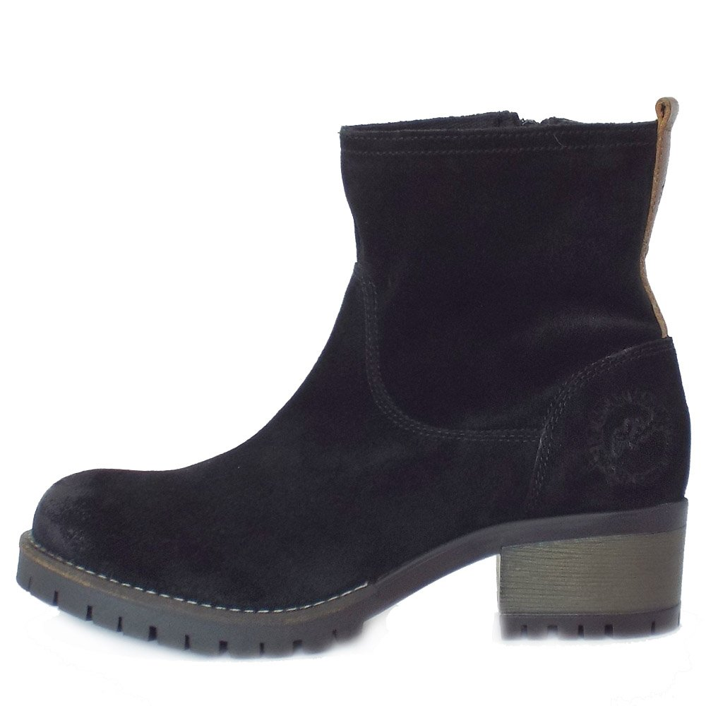 s oliver s casual chic boots in