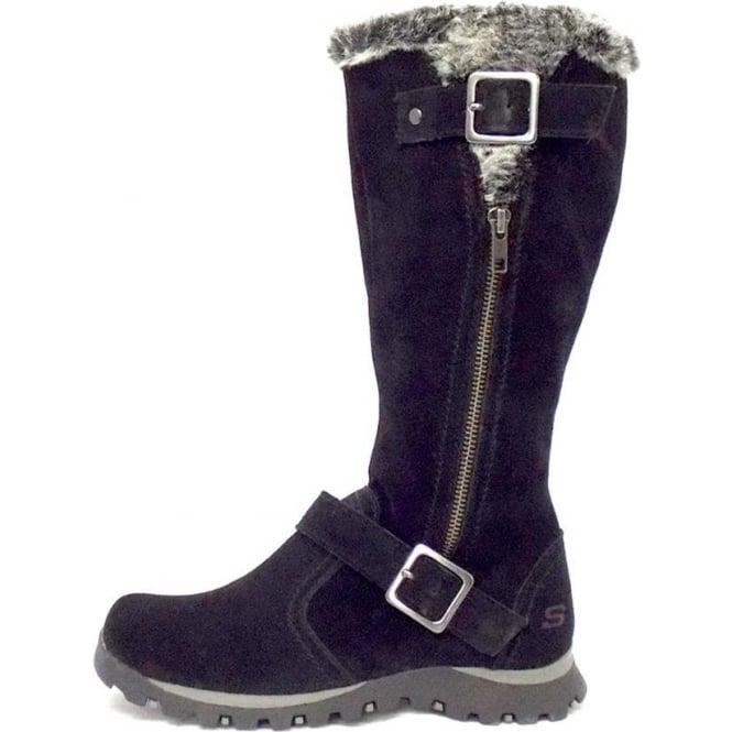 ladies sketcher boots