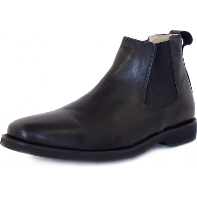 Anatomic&Co Cardoso Men's Pull On Chelsea Boots in Black