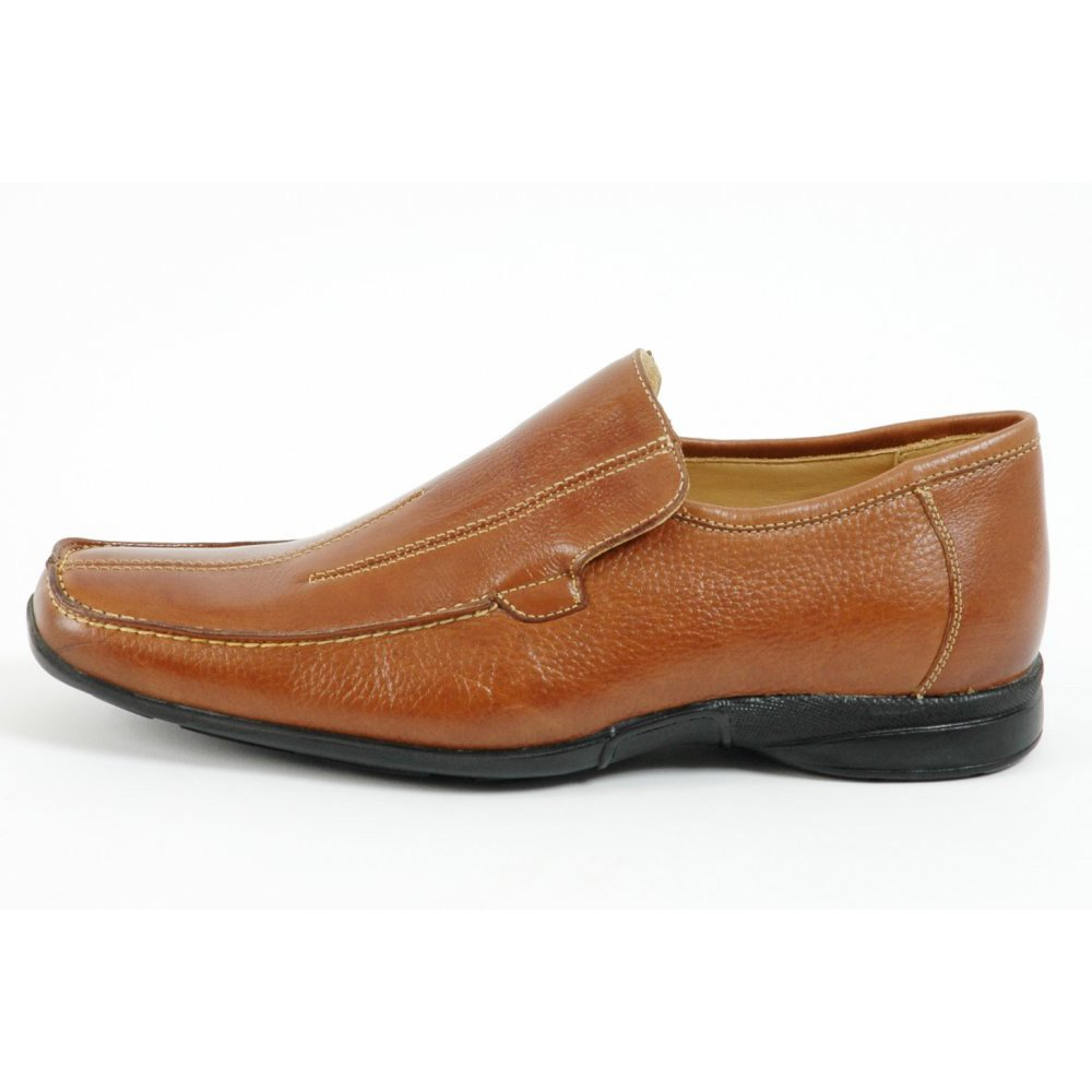 Mens Slip On Wide Fit Shoes