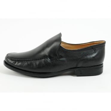 Anatomic&Co Paulo mens slip-on moccasins in black