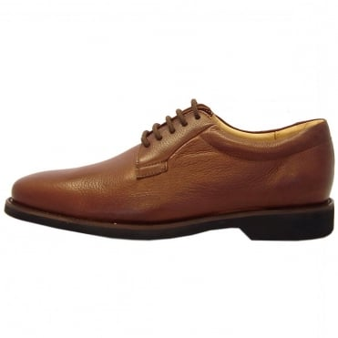 Anatomic&Co Seabra men's smart casual lace up shoes in brown leather
