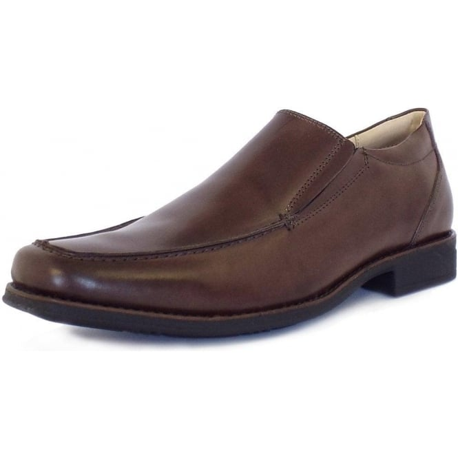 Anatomic&Co Tapera Men's Smart Casual Slip-On Shoes in Brown