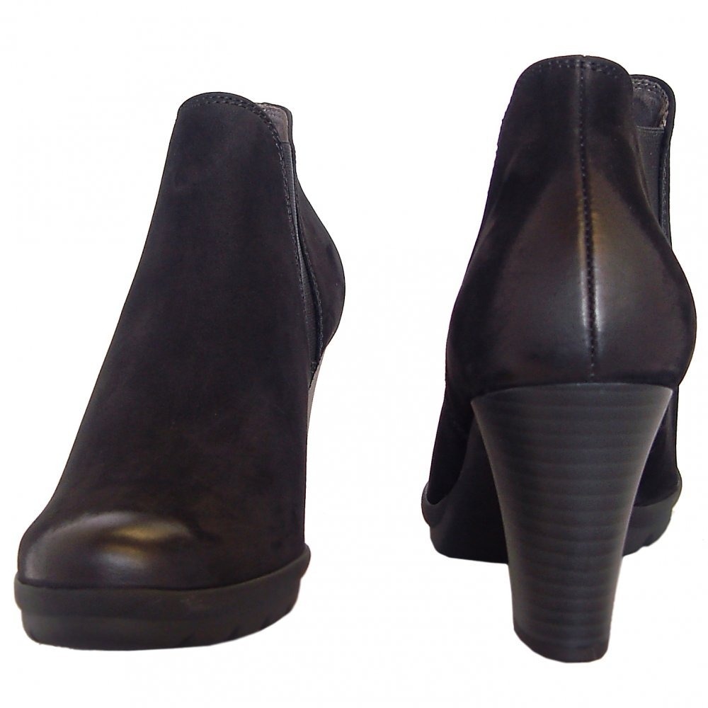 Gabor Boots Arcadia Ladies Boot In Black Mozimo