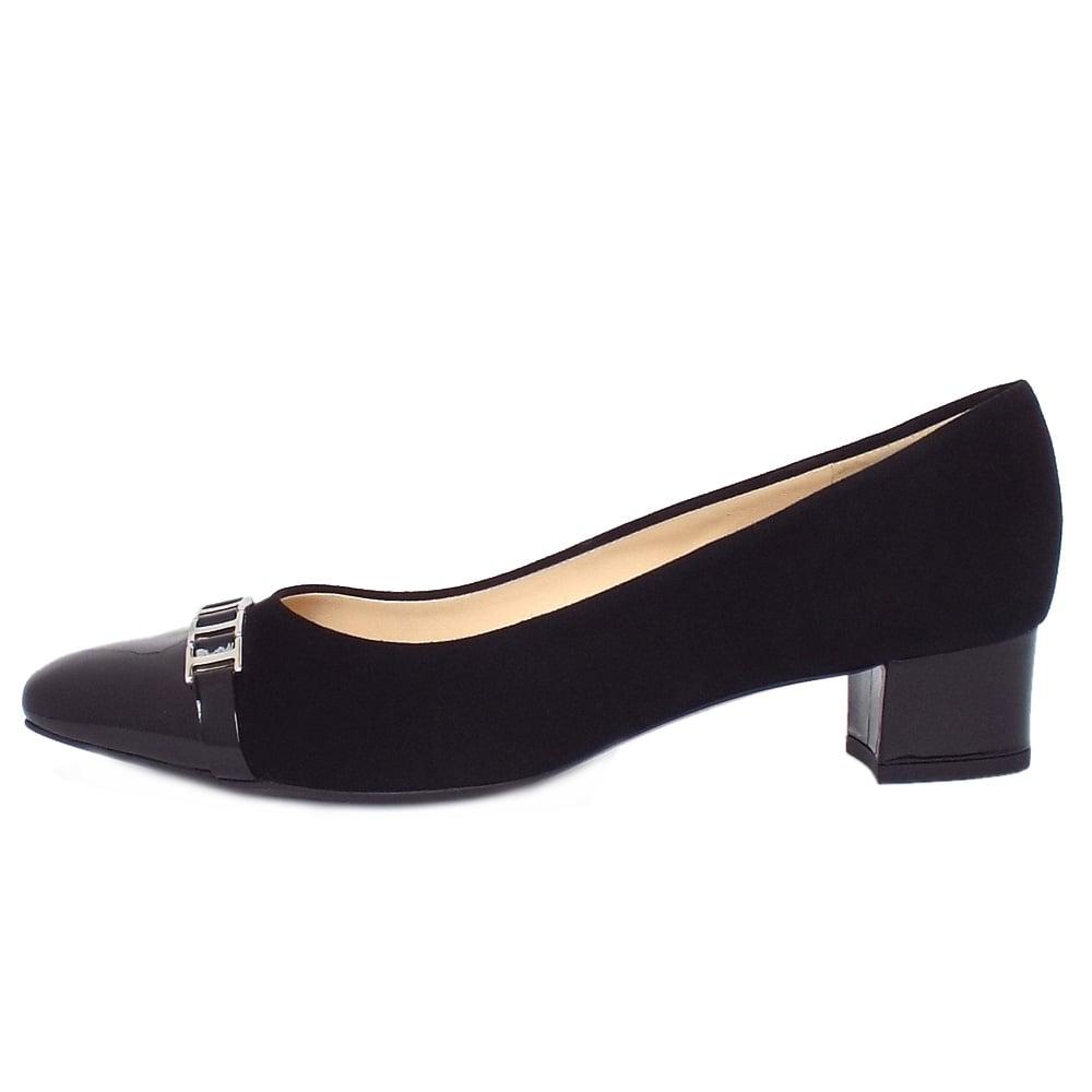 Low Heel Court Shoes Uk