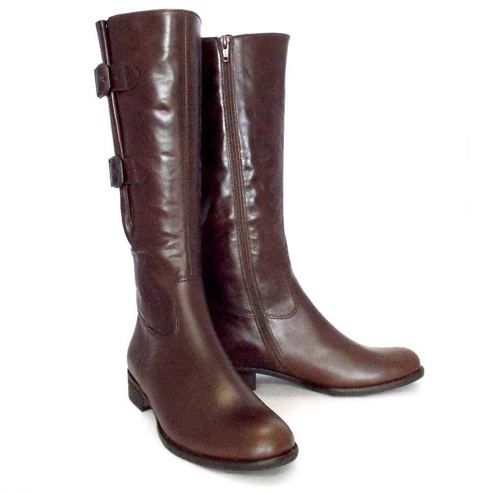Free shipping BOTH ways on Knee High Boots, Brown, from our vast selection of styles. Fast delivery, and 24/7/ real-person service with a smile. Click or call