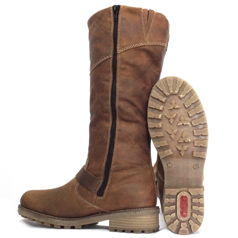 brown tan boots