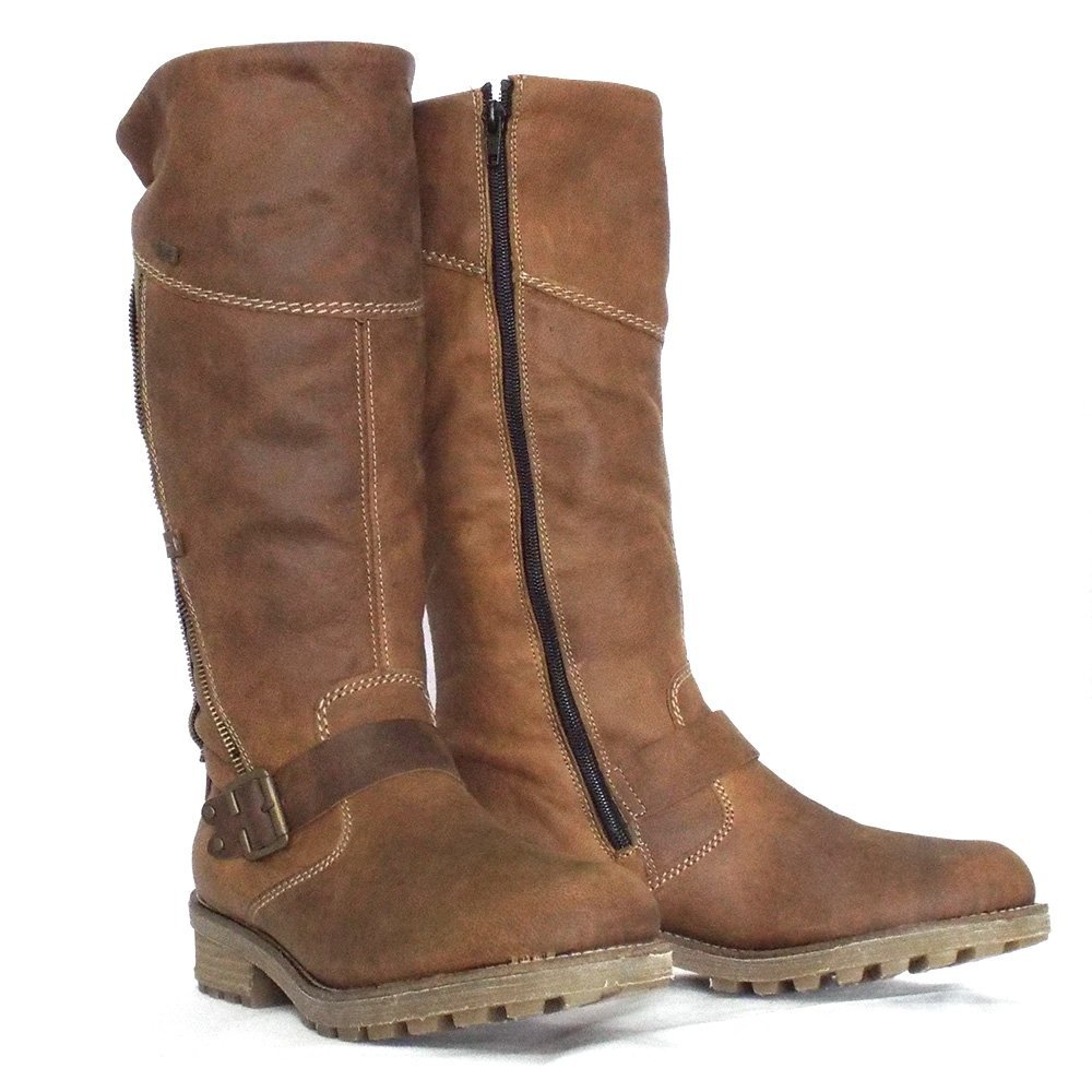 Perfect The Justin Damiana Boot Has It All  Comfort And Serious Style This Boot Features A Cognac Leather Foot Under A Fancy