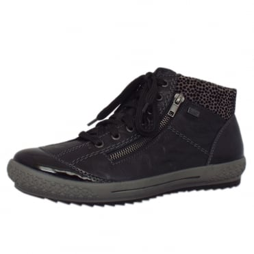 Avimore RiekerTex Sporty Ankle Boots in Black