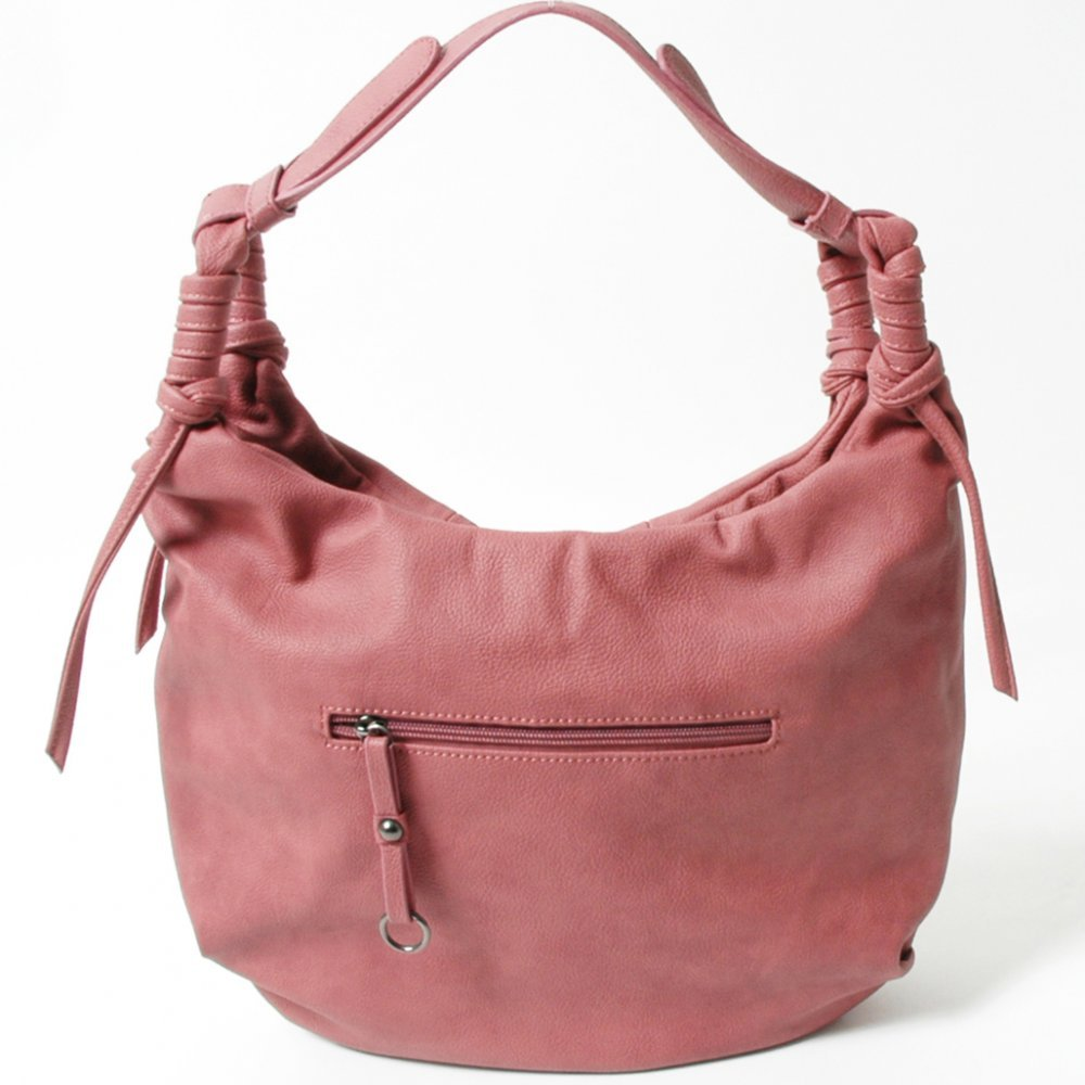 Gabor Bags | Bardolino Ladies Shoulder Bag in Pink | Mozimo