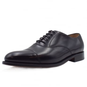Arnold Mens Formal Lace-Up Oxford Shoes In Black
