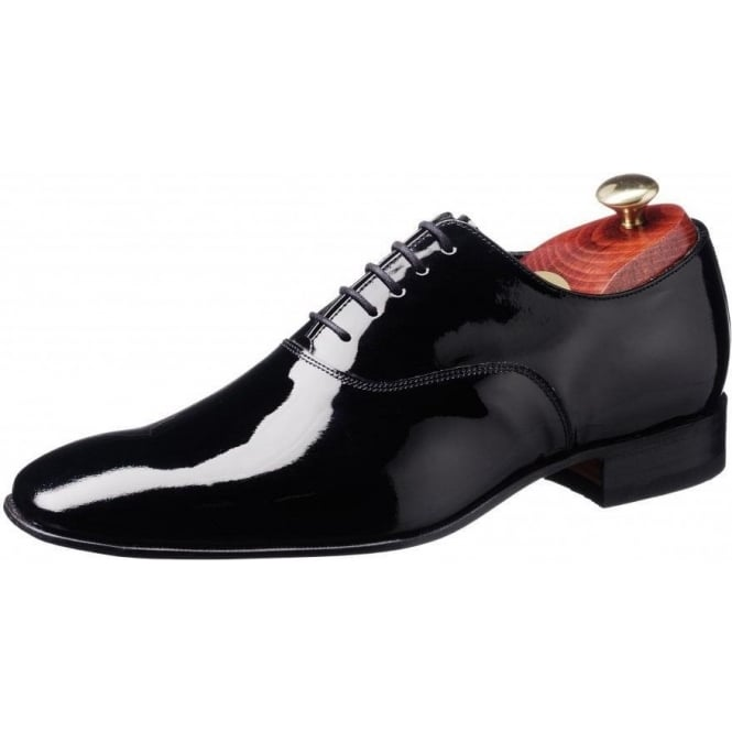 Dominic Men  039 s Patent Leather Dresswear Shoe 1fab56b276e9