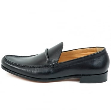 Joe Mens Smart Moccasin In Black
