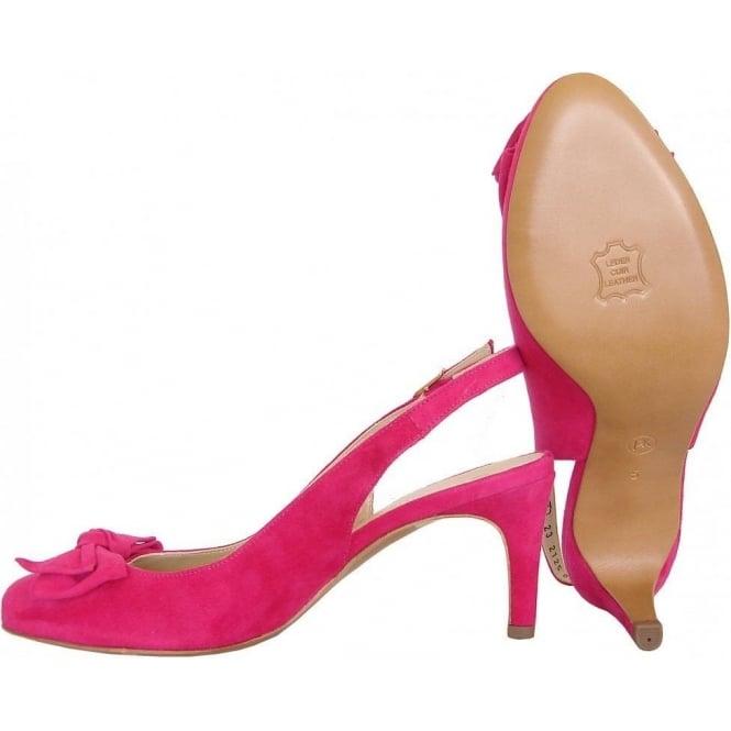 0825c7d2051 Pink Mid Heel Shoes - Heels Zone