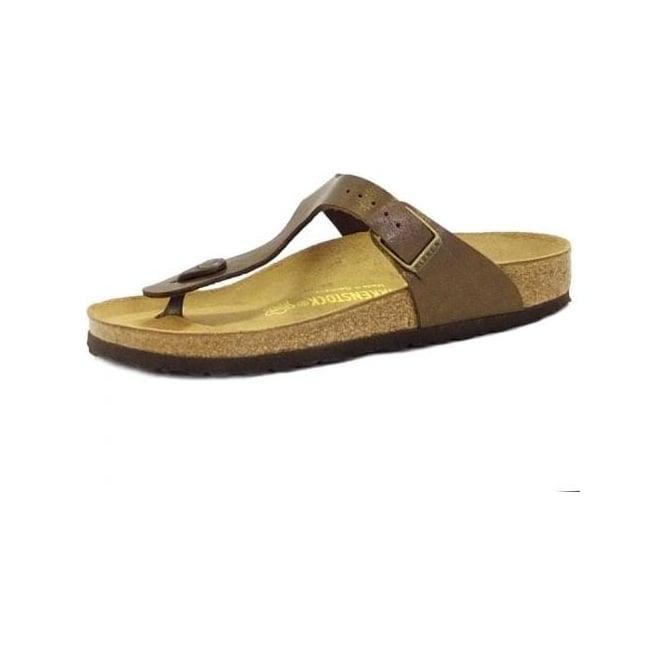 71030243a Birkenstock Birkenstock Gizeh Thong Sandals in Toffee