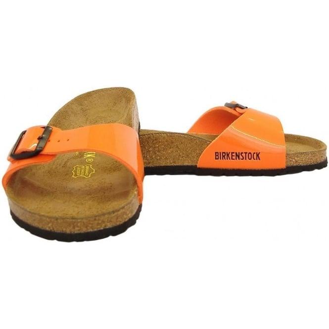 f3b97dc4edfb Madrid Ladies Sandals in Orange