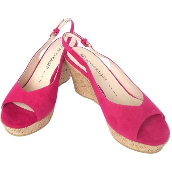 fuchsia heels uk