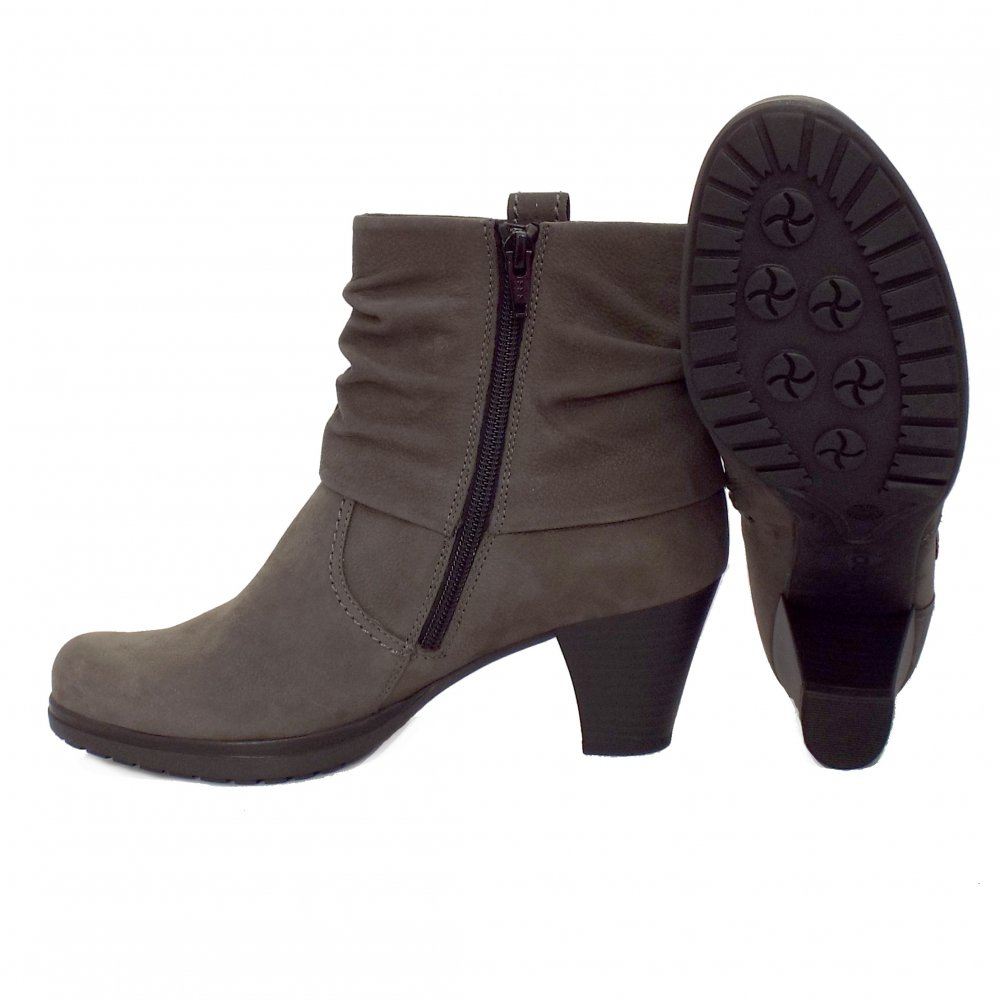 Perfect  Womens  Greene Women39s Classic Ankle Boots In BrownGrey Suede