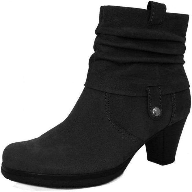 Brignall Ladies Ankle Boots in Black