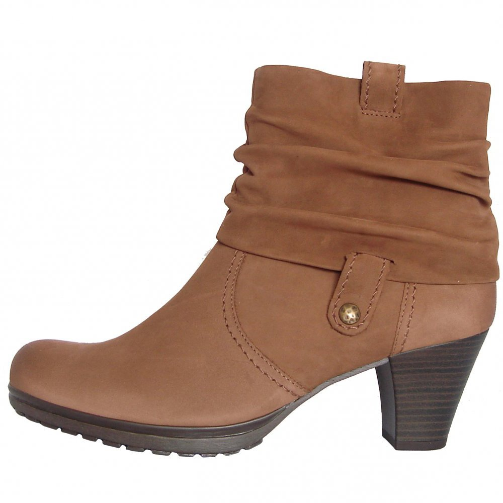 Awesome Clarks Womens Ingalls Ocean Boots In Brown Leather  Jushoes