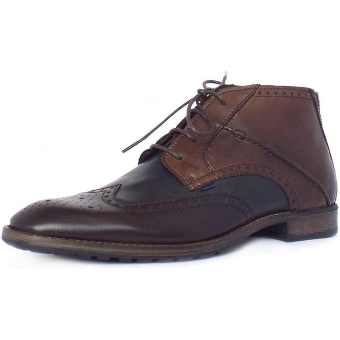 premium selection 38370 54c26 Change Como Men's Multicolour Brogue Style Boots
