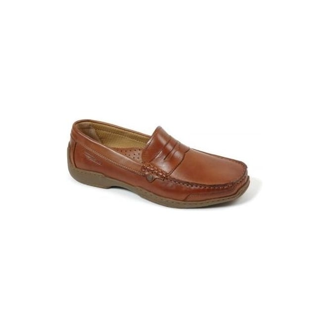 e384871e33 Camel Active MALAGA 8 mens slip-on leather moccasin - Shoes from ...