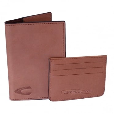 Travel Kit - passport and card holders