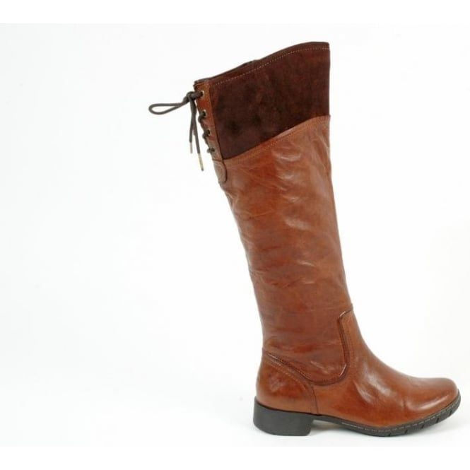 6cfafd243a Camel Active Camel Active Vegas Women's leather and suede long boot