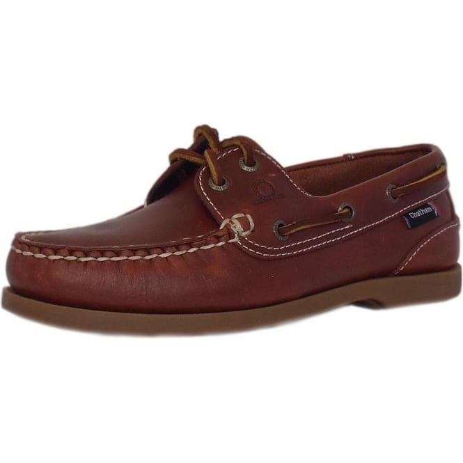 Chatham Marine Deck Lady G Womens Boat Shoes