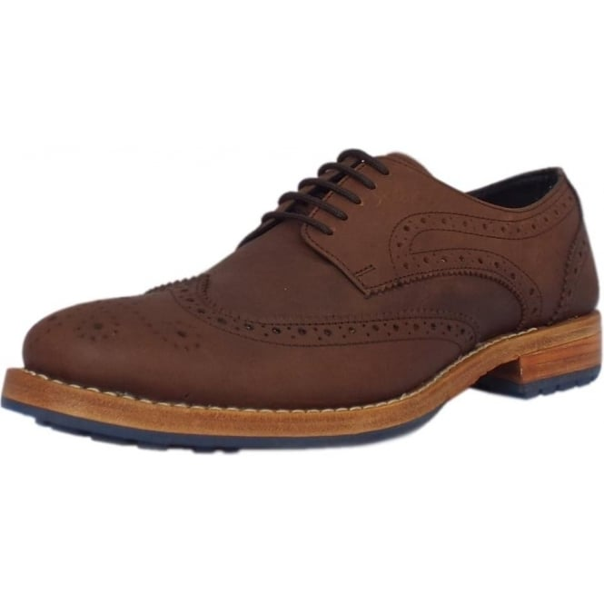 Chatham Marine Eton Buckingham Men's Goodyear Welted Leather Brogues