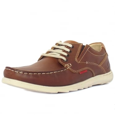 Streetly Men's Casual Shoes in Tan