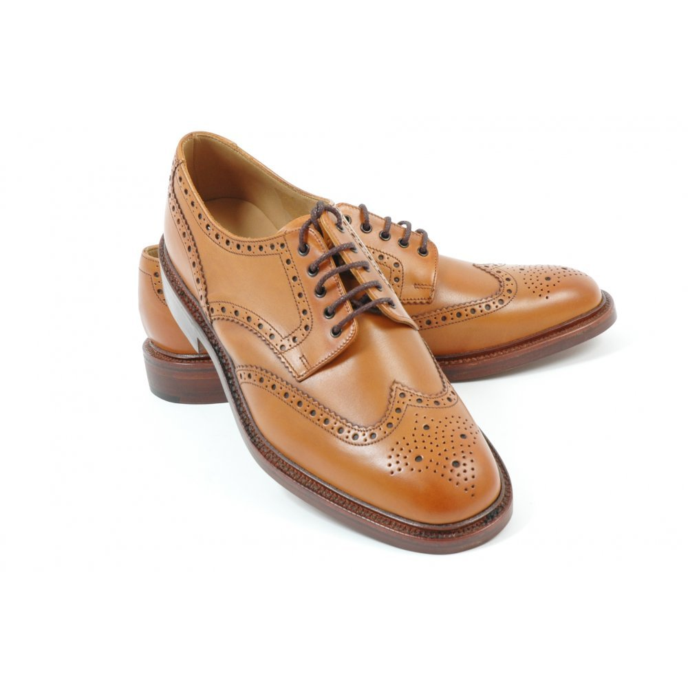 loake shoes for chester derby brogues from mozimo