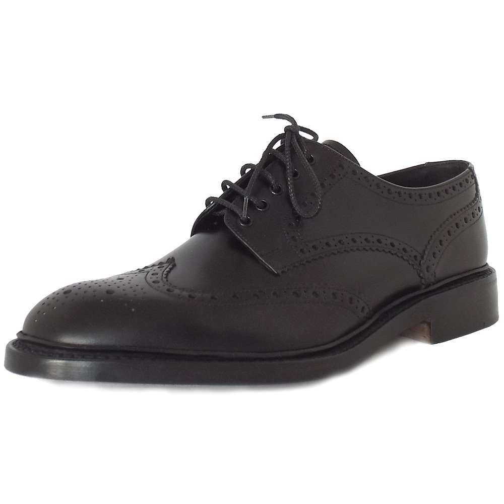 Loake Chester Shoes Black