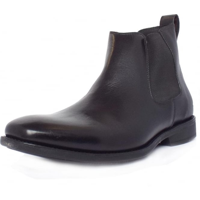 Anatomic&Co Colombo Men's Chelsea Style Pull On Boots in Black