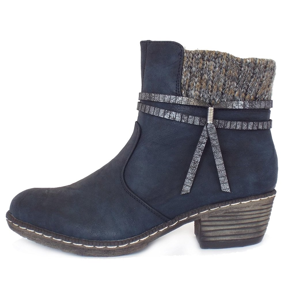 rieker connol 93780 14 s fashion ankle boots in