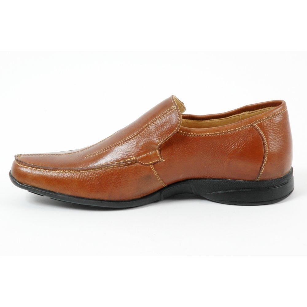 copacabana mens wide fit slip on shoe
