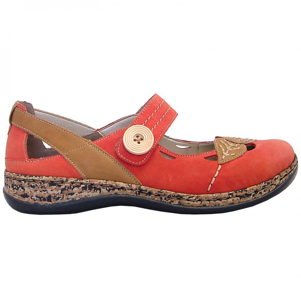 Women S Maryjane Shoes With Velcro
