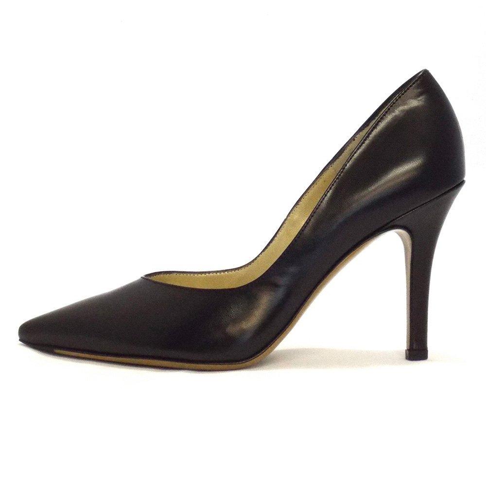 kaiser dita classic high heel black pumps mozimo