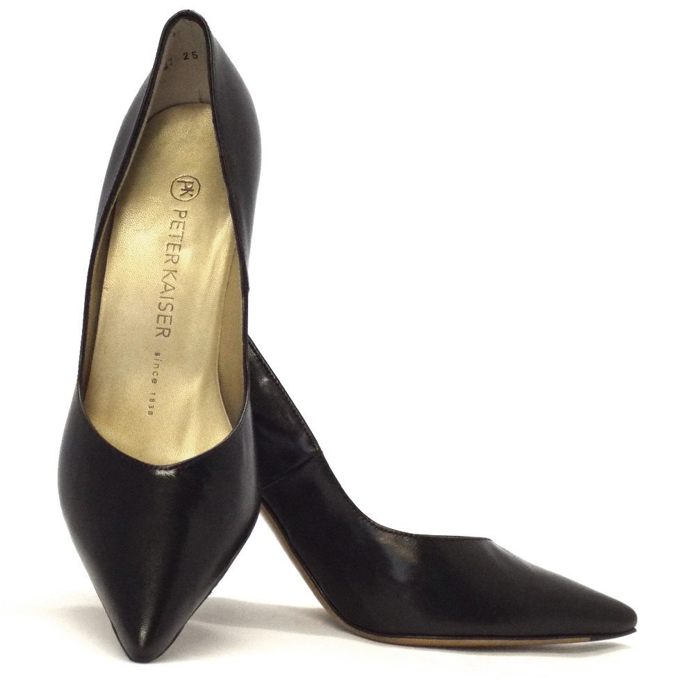 peter kaiser dita classic high heel black pumps mozimo shoes. Black Bedroom Furniture Sets. Home Design Ideas